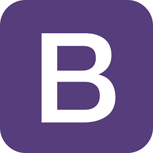 Bootstrap icon.